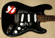 Ray Parker Jr Autographed Guitar (ghostbusters) W/ Proof!