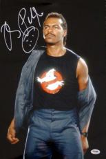 Ray Parker Jr. Autographed Signed 12x18 Photo Ghostbusters PSA/DNA #T14559