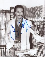 Ray Parker Jr signed Chartbusters: Ghostbusters 8x10 photo w/coa #RP7