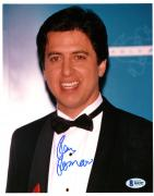 "Ray Romano Autographed 8"" x 10"" Smiling Wearing Suit & Bowtie Photograph - Beckett COA"
