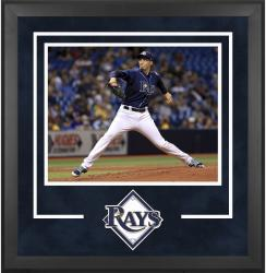 "Tampa Bay Rays Deluxe 16"" x 20"" Horizontal Photograph Frame"