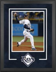 "Tampa Bay Rays Deluxe 16"" x 20"" Vertical Photograph Frame"