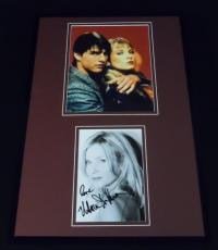 Rebecca Demornay Signed Framed 12x18 Photo Display Risky Business w/ Tom Cruise