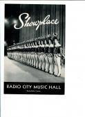 Red Buttons Radio City Music Hall 1958 Signed Autograph Program W/ Marlon Brando