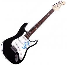 Red Hot Chili Peppers Anthony Kiedis Autographed Guitar AFTAL UACC RD COA