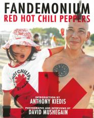 Red Hot Chili Peppers Signed Fandemonium Autographed Book 4 Sigs PSA/DNA #Z17021