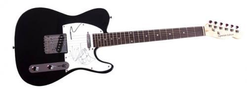 Red Hot Chili Peppers Signed Tele Guitar x2 UACC RD COA AFTAL