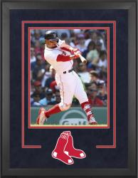 "Boston Red Sox Deluxe 16"" x 20"" Vertical Photograph Frame - Mounted Memories"