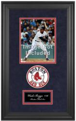 "Boston Red Sox Deluxe 8"" x 10"" Team Logo Frame - Mounted Memories"