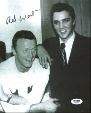 Red West Elvis Presley's Bodyguard Signed 8X10 Photo PSA/DNA #AB81876