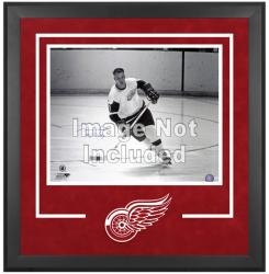 "Detroit Red Wings Deluxe 16"" x 20"" Horizontal Photograph Frame - Mounted Memories"