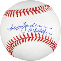 "Rawlings Reggie Jackson New York Yankees Autographed Baseball ""Mr. October"" Inscription"