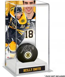 Reilly Smith Boston Bruins Deluxe Tall Hockey Puck Case