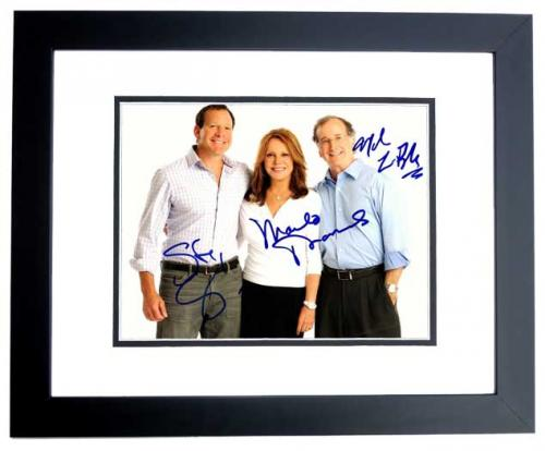 Relatively Speaking Broadway Signed - Autographed Cast 8x10 inch ...