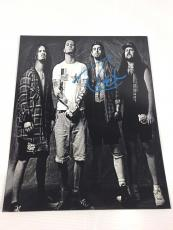 Rex Brown Autograph Pantera 8x10 Photo COA Cowboys from Hell Signed Picture