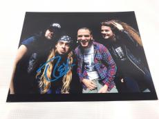 Rex Brown Autograph Pantera 8x10 Photo COA Cowboys from Hell Signed Picture Z1