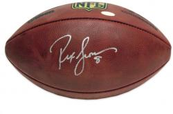 Chicago Bears Rex Grossman Signed Authentic Football