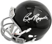 Burt Reynolds Signed The Longest Yard Mean Machine Riddell Mini Helmet