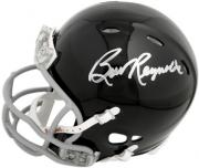 Burt Reynolds Signed The Longest Yard Mean Machine Riddell Mini Helmet