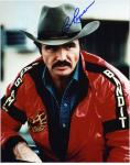Burt Reynolds Autographed 8'' x 10'' Head Shot Photograph - Mounted Memories