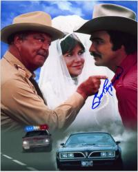 "Burt Reynolds Autographed 8"" x 10"" Smokey Photograph"