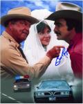 Burt Reynolds Autographed 8'' x 10'' Smokey Photograph - Mounted Memories