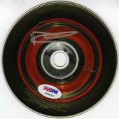 Ric Ocasek Cars Anthology Autographed Signed CD Authentic PSA/DNA