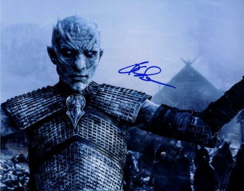 Richard Brake Signed 11x14 Game of Thrones Photo AFTAL UACC RD COA