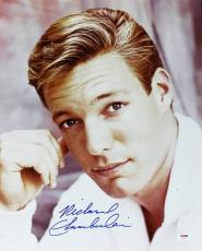 Richard Chamberlain Dr. Kildare Signed 16x20 Photo Psa/dna #u70488