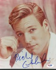 Richard Chamberlain Signed 8X10 Photo Autographed PSA/DNA #U65555
