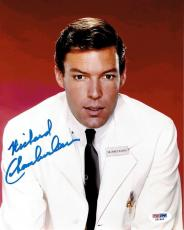 Richard Chamberlain Signed Dr. Kildare Authentic 8x10 Photo PSA/DNA #X31962