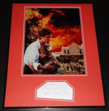 Richard Chamberlain Signed Framed 16x20 Photo Display The Thorn Birds