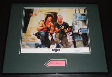 Richard Crenna Signed Framed 16x20 Photo Poster Display Rambo w/ Stallone