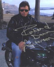 RICHARD DEAN ANDERSON MacGyver Autographed Signed 8x10 Photo Certified PSA/DNA