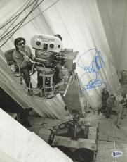 Richard Donner Signed 11x14 Photo BAS Beckett COA Superman 1978 Movie Picture