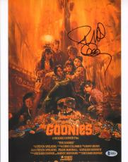 Richard Donner Signed 11x14 Photo BAS Beckett COA The Goonies Picture Autograph