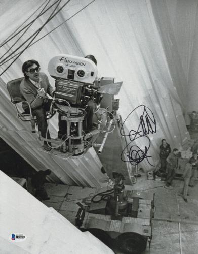 Richard Donner Signed 11x14 Photo BAS COA Superman 1978 Movie Picture Autograph