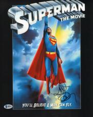 Richard Donner Signed 11x14 Photo BAS COA Superman 1978 The Movie Poster Picture