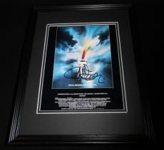 Richard Donner Signed Framed 8x10 Superman Photo Poster AW