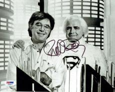 Richard Donner Signed Superman Autographed 8x10 B/W Photo PSA/DNA #AB39413