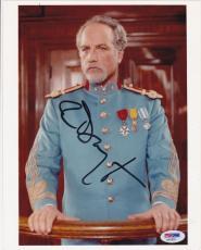 Richard Dreyfus Signed 8x10 Photo Authentic Autograph Psa/dna Coa