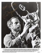 "RICHARD DREYFUSS as KEN HARRISON in ""WHOSE LIFE IS IT ANYWAY?"" Signed 8x10 B/W Photo"
