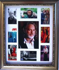 Richard Dreyfuss Autograph Signed Framed Photo Display PSA  AFTAL