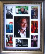 Richard Dreyfuss Autograph Signed Framed Photo Display PSA  AFTAL