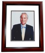 Richard Dreyfuss Signed - Autographed Actor 8x10 inch Photo MAHOGANY CUSTOM FRAME - Guaranteed to pass PSA or JSA