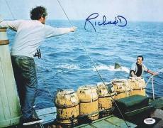 Richard Dreyfuss Jaws Signed 11X14 Photo Autographed PSA/DNA #U72014
