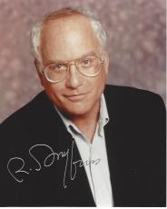 """RICHARD DREYFUSS - Movies Include """"AMERICAN GRAFFITI"""", """"JAWS"""", and """"STAND BY ME"""" Signed 8x10 Color Photo"""