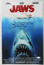Richard Dreyfuss Signed Auto Autograph 11x17 Jaws Movie Poster Photo JSA WP88767