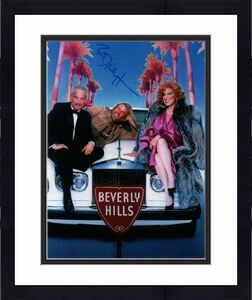 Richard Dreyfuss Signed Autographed 8X10 Photo Down and Out in Beverly Hills COA