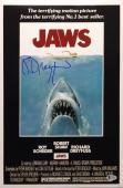Richard Dreyfuss Signed 'Jaws' 12x18 Photo *Matt Hooper Beckett BAs C10905